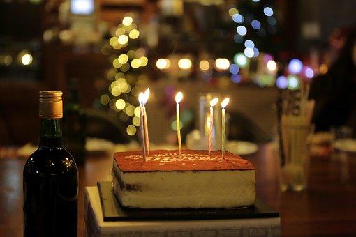 Party, Christmas, Congratulations, 12 November, Red
