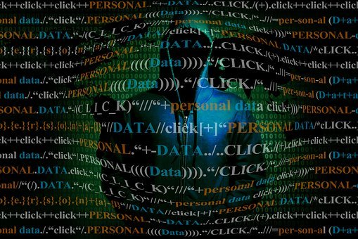 Personal Data, Data, Click, Programming, Data Theft