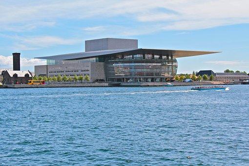 Copenhagen, Opera, Places Of Interest, Denmark