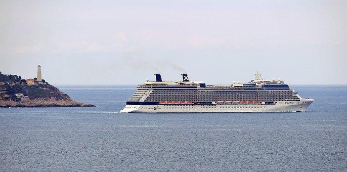 Mediterranean, Cruise, Cruise Ship, Departure, Cape