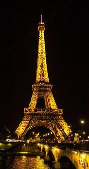 France, Paris, City, Europe, Architecture, Tourism