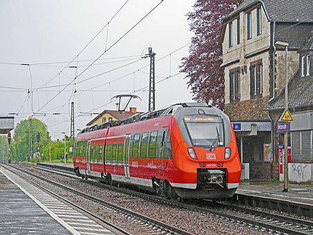 Regional Train, Moselle Valley Railway