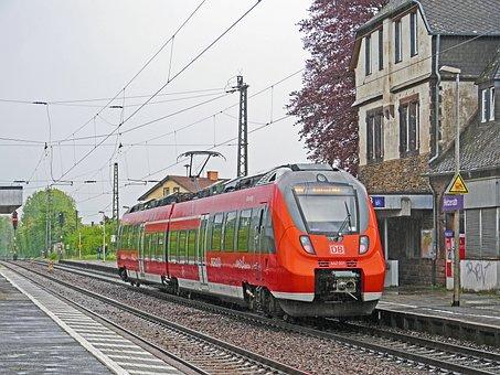 Regional Train, Moselle Valley Railway