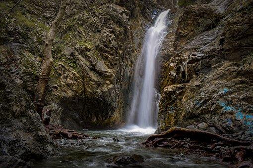 Waterfall, Water, Nature, River, Scenic, Scenery, Fall