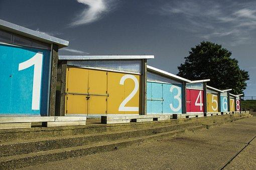 Shoeburyness, Sky, England, Seaside, Southend-on-sea