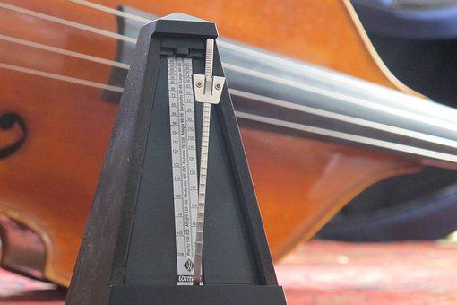 Metronome, Clock, Speed, Music, Audio, Rhythm, Acoustic