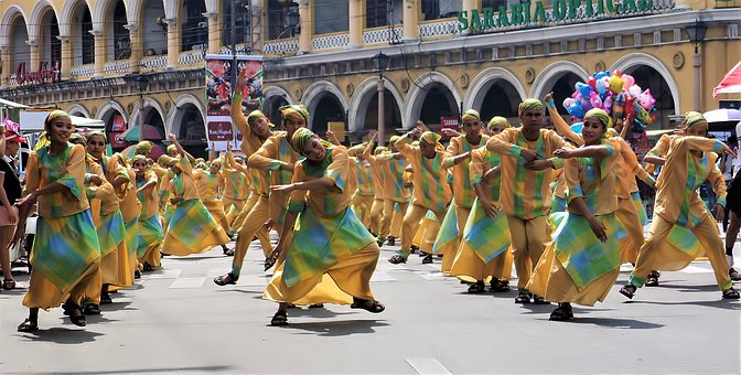 Local, Public, Holiday, Festival, Tribe, Street, Dance