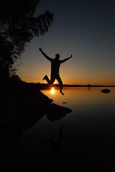 Joy, Happiness, People, Happy, Good Luck, Fun