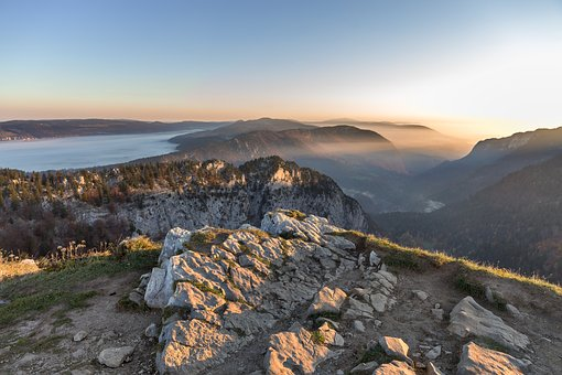 Mountain, Great, Landscape, Summit, Nature, High, Sky