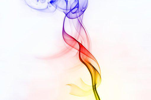 Smoke, Color, Pattern, Background, Abstract, Art