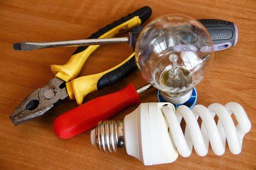 Electricity, Tool, Electric, Professional, Repair