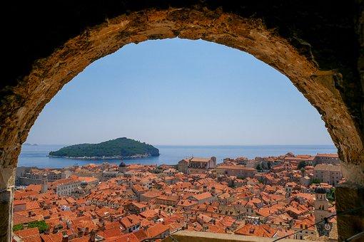 Dubrovnik, City, Sky, Travel, History, Tourism, Croatia