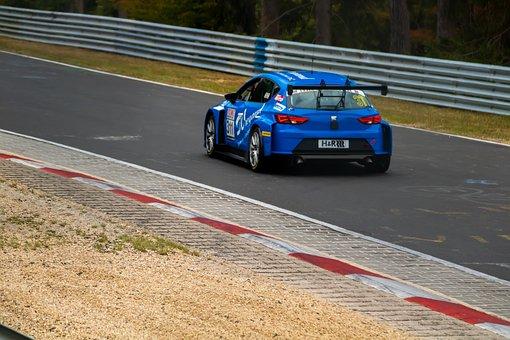 Seat, Leon, Tcr, Nordschleife, Nürburgring, Vln, Sport