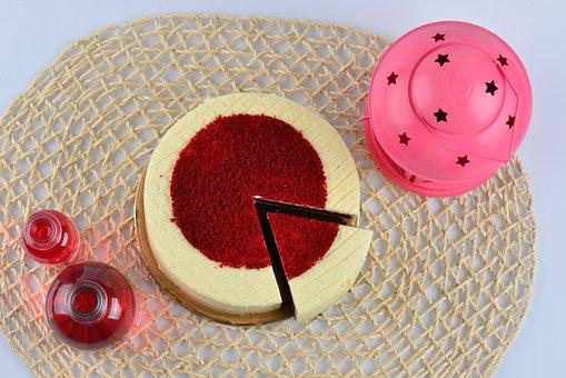 Red Velvet Cake, Cake, Dessert, Delicious, Sweet, Bake