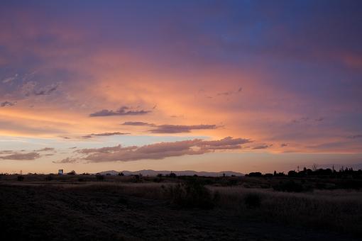 Sunset, Clouds, Sky, Horizon, Spiritual, Mallorca