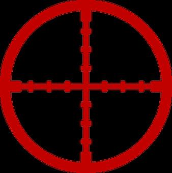 Sniper, Aim, Crosshair, Cross Hairs, Cross Wires