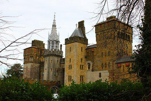 Castle, Fort, Tower, Medieval, Architecture, Fortress