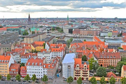 Copenhagen, Denmark, Architecture, Landmark, City