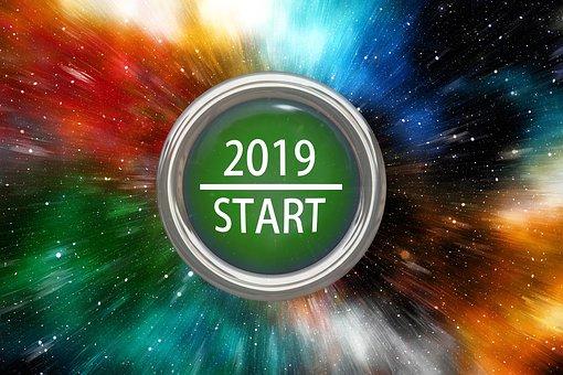 New Year's Day, Beginning, Start, New Year's Eve, Year