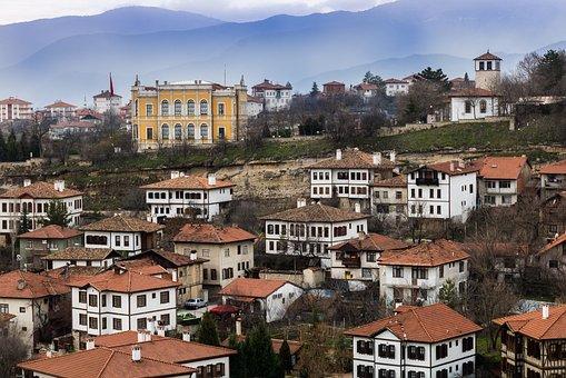 Safranbolu, On, Old, City, Mansion, Turkey