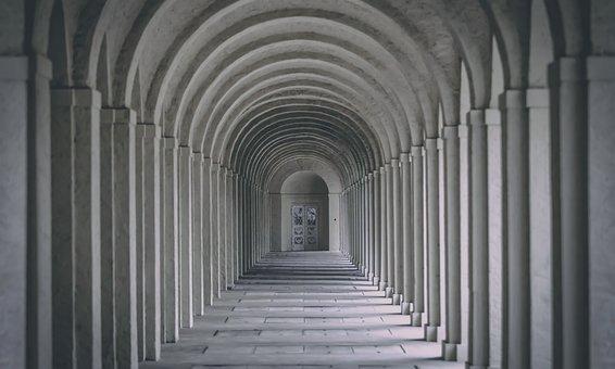 Tunnel, Mysticism, Light, Vault, Weird, Gang, Passage