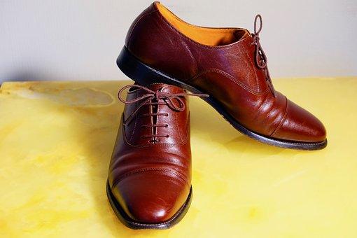 Shoes, Formal, Polished Up, Business, Man