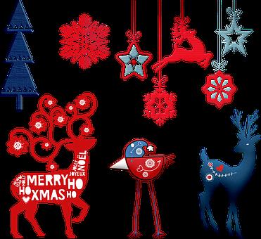 Nordic Christmas, Scandivian Christmas, Scandivian