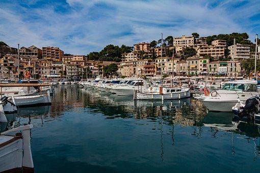 Sóller, Mallorca, Sea, Vacations, Spain, Travel