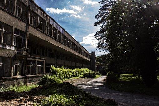 Urban, Exploration, Abandoned, Urbex, Ruined