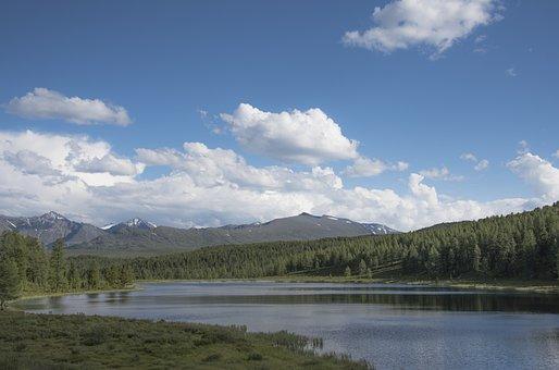 Lake, Mountains, Nature, Landscape, Water, Alpine