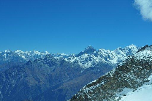 Climbing, Mountaineering, Mountain, Adventure, Climber
