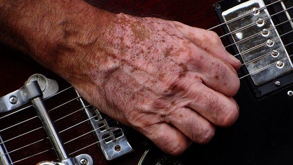Guitar, Hand, Bill Henderson, Chilliwack, Music