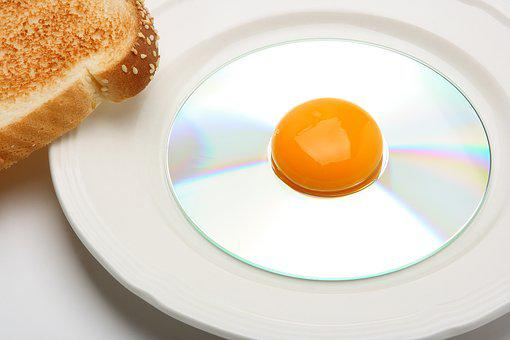 Bread, Breakfast, Cd, Chef, Cooking, Dvd, Easter, Egg