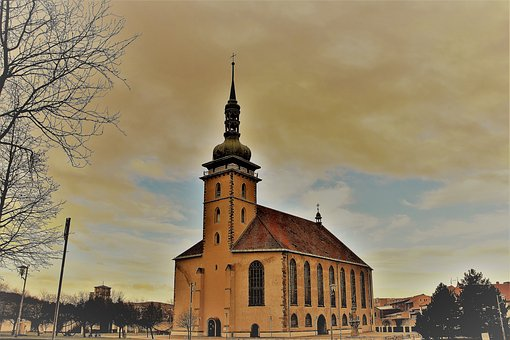 Church Of The Assumption Of The Blessed Virgin Mary
