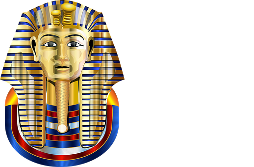 King Tut, King Tutankhamun, Egypt, Egyptian, Gold