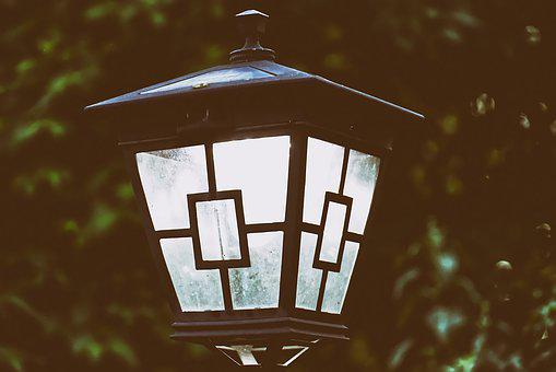 Street Lamp, Light, Lantern, Lamp, Lighting, Road