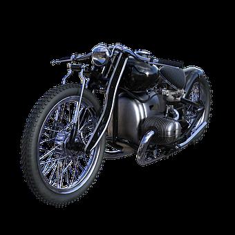 Motorcycle, Black, Harley, Freedom, Vehicle, Motorbike