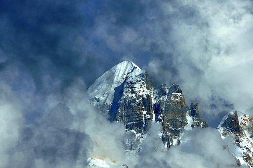 Mountains, Climb, Mountaineer, Mountaineering