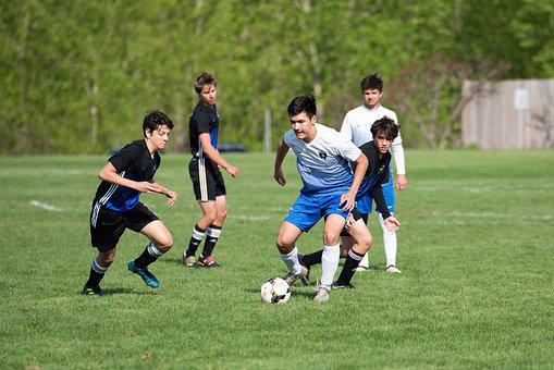 Soccer, Boys, Sports, Outdoor, Fun, Young, Play, Male