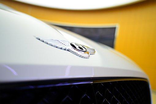 Bentley Continental, Bentley, Continental, Badge