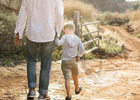 Boy, Child, Childhood, Countryside, Family, Farm, Happy