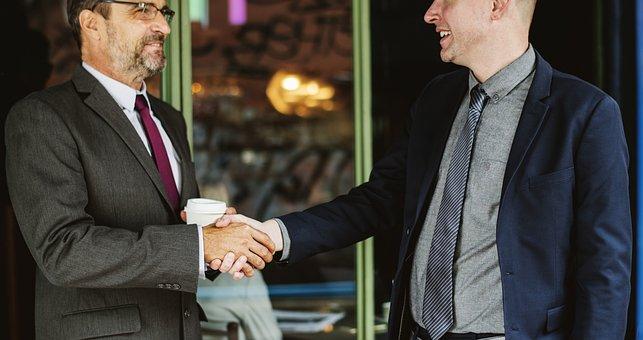 Agreement, Business, Business Deal, Colleague