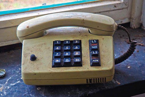 Phone, Keys Phone, Contact, Telekom, Antiquated, Call