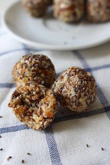 Chia Seeds, Seeds, Nuts, Raw, Chia, Fresh, Breakfast