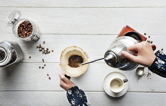 Barista, Brewing, Cafe, Coffee, Cup, Drink, Drip Coffee