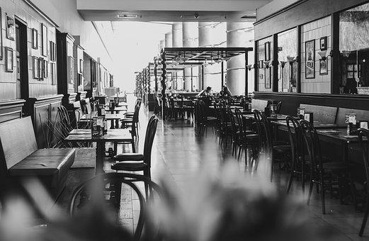 Cafeteria, Colombia, El Dorado Airport, Restaurant