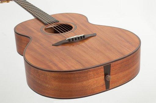 Guitar, Acoustic Guitar, Handcrafted Guitar