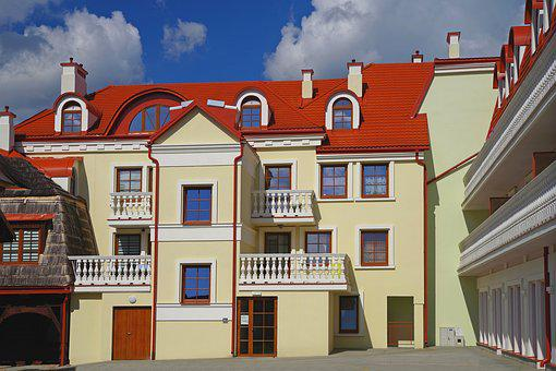 Town, House, Kamienica, On The Trail Of Cultures Codes