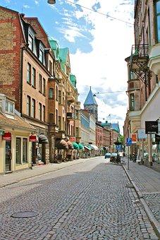 Malmö, Sweden, Architecture, Building, Scandinavia, Sky