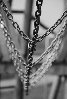 Chain, Metal, Outdoor